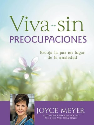 cover image of Viva sin preocupaciones
